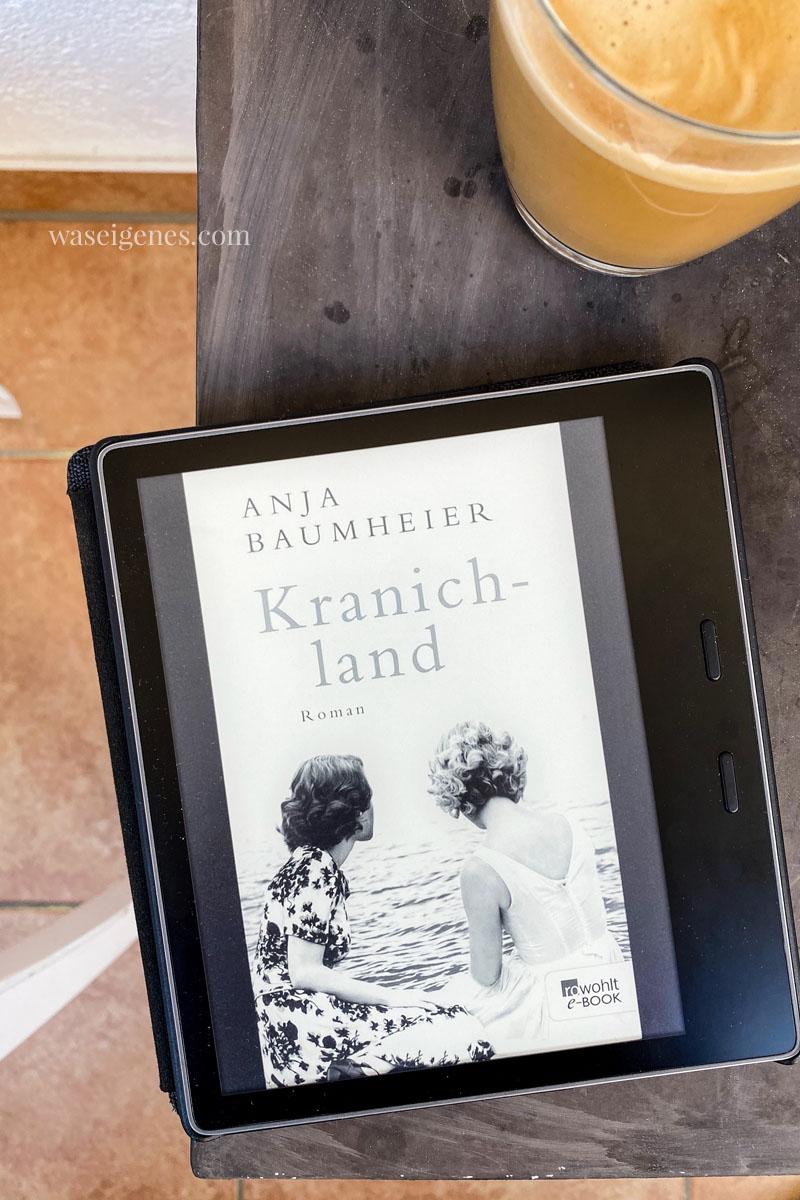 Buchtipp: Kranichland von Anja Baumheier, waseigenes.com