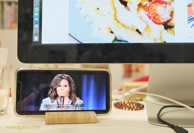 12 von 12 im Mai 2020, Mein Tag in Bildern | waseigenes.com #we #12von12 #waseigenes #tagesreportage - Michelle Obama