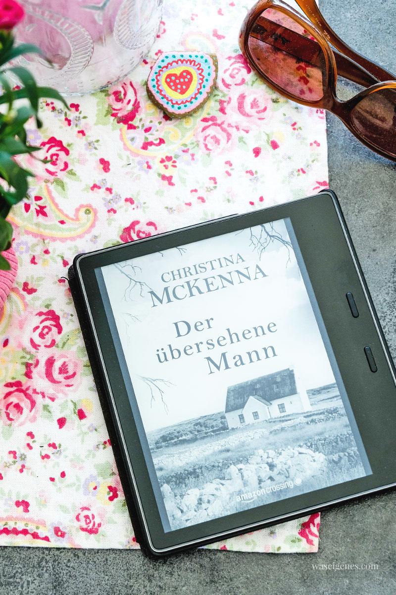 Buchtipp: Der übersehene Mann von Christina McKenna, waseigenes.com #bineliesteinBuch #Buchtipp #leseempfehlung