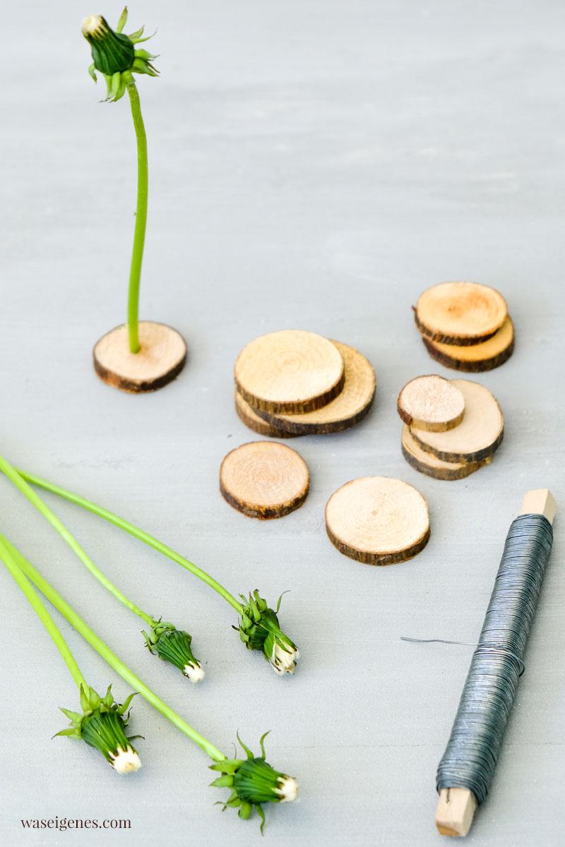 Tolles Pusteblumen DIY: Do könnte Ihr die Pusteblumen haltbar machen | waseigenes.com #we #waseigenes #pusteblumen #DIY