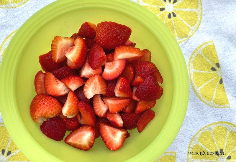 12 von 12 im Juni 2020 | Mein Tag in Bildern - waseigenes.com - Erdbeeren
