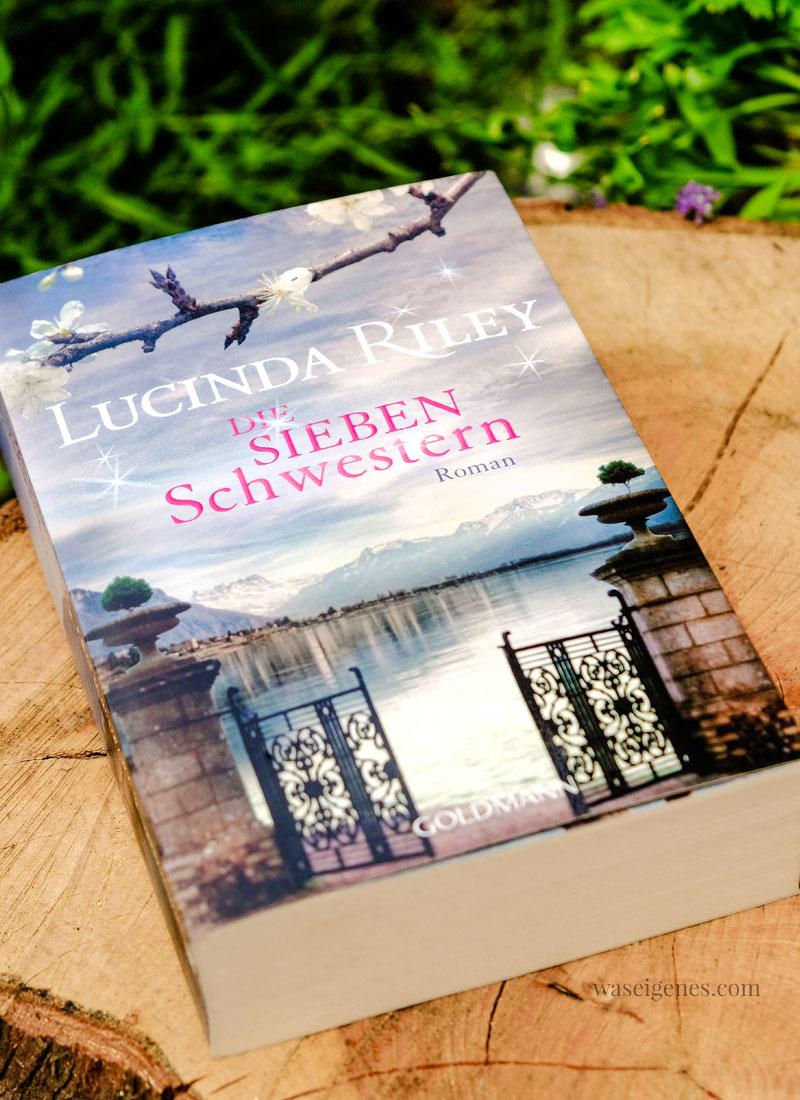 Buchtipp: Die Sieben Schwestern von Lucinda Riley | Teil 1 | waseigenes.com #diesiebenschwestern