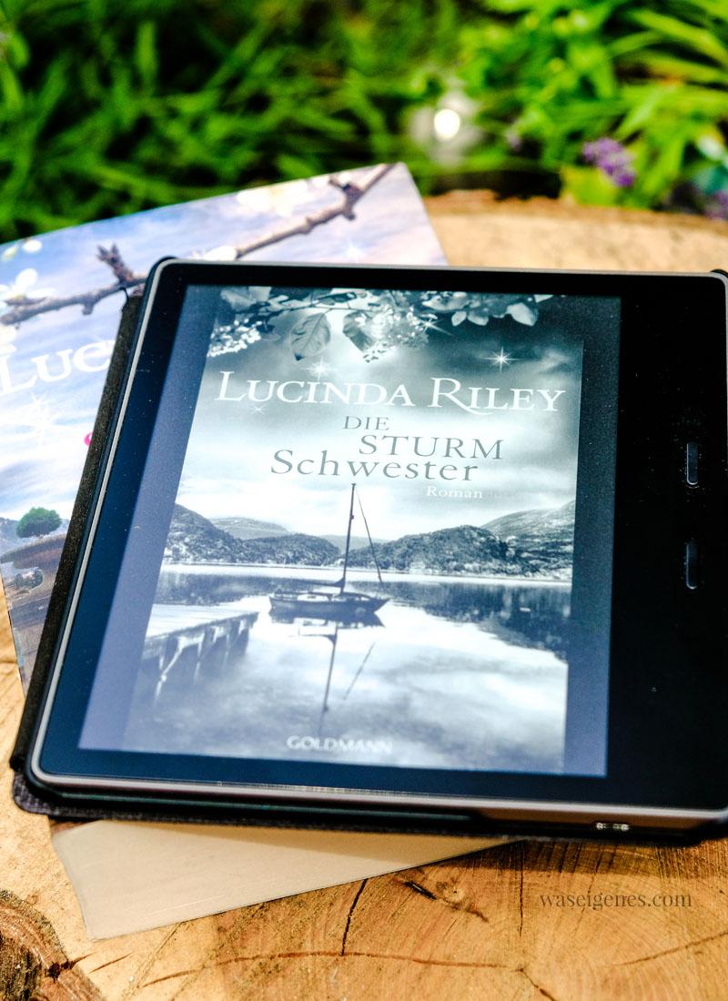 Buchtipp: Die Sieben Schwestern von Lucinda Riley | Teil 2 Die Sturmschwester | waseigenes.com #diesiebenschwestern