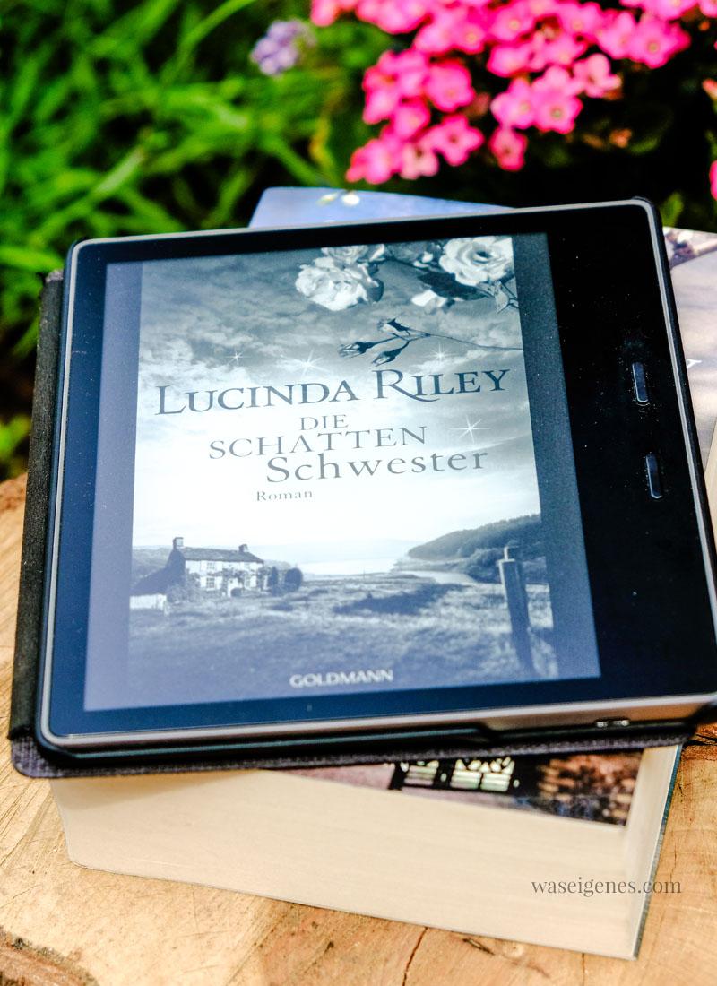 Buchtipp: Die Sieben Schwestern von Lucinda Riley | Teil 3 Die Schattenschwester | waseigenes.com #diesiebenschwestern