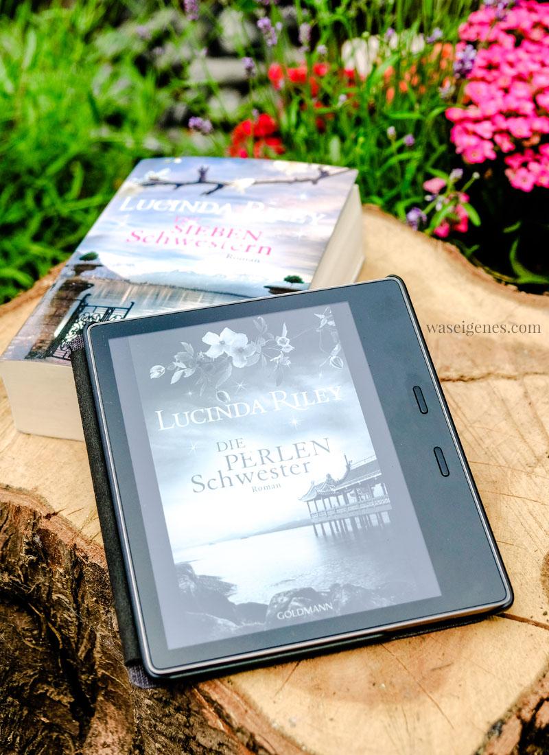 Buchtipp: Die Sieben Schwestern von Lucinda Riley | Teil 4 Die Perlenschwester | waseigenes.com #diesiebenschwestern