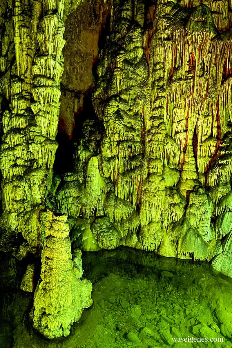 Die Zeus Höhle von Psychro - Diktäische Höhle - Diktéon Ántron |  Kreta Griechenland | Sommerurlaub, waseigenes.com
