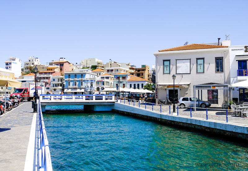Voulismeni-See in Agios Nikolaos, waseigenes.com