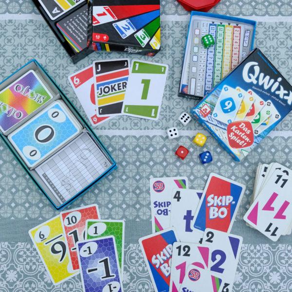 Unsere liebsten Karten- und Wuerfelspiele | waseigenes.com