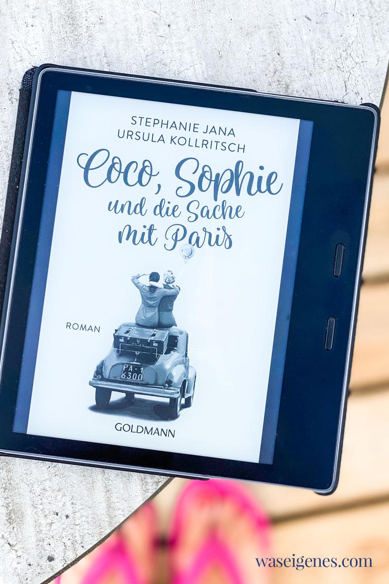 Buchtipp | Leseempfehlung: Coco, Sophie und die Sache mit Paris | waseigenes.com