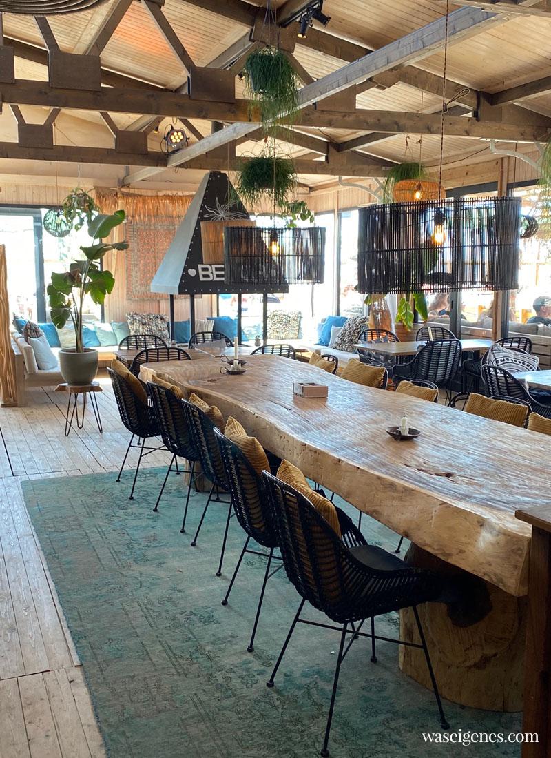 B.E.A.C.H. Restaurant und Strandclub in Noordwijk | waseigenes.com