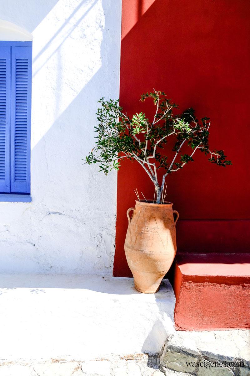 Kurztrip nach Ano Viannos auf Kreta. Ein kleines Bergdorf im Dikti Gebirge. Sehenswert: Die Kapelle Agia Pelagia | waseigenes.com