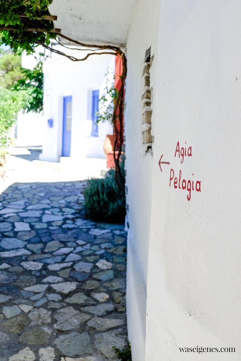 Ano Viannos - Bergdorf im Dikti Gebirge auf Kreta (Griechenland) - waseigenes.com
