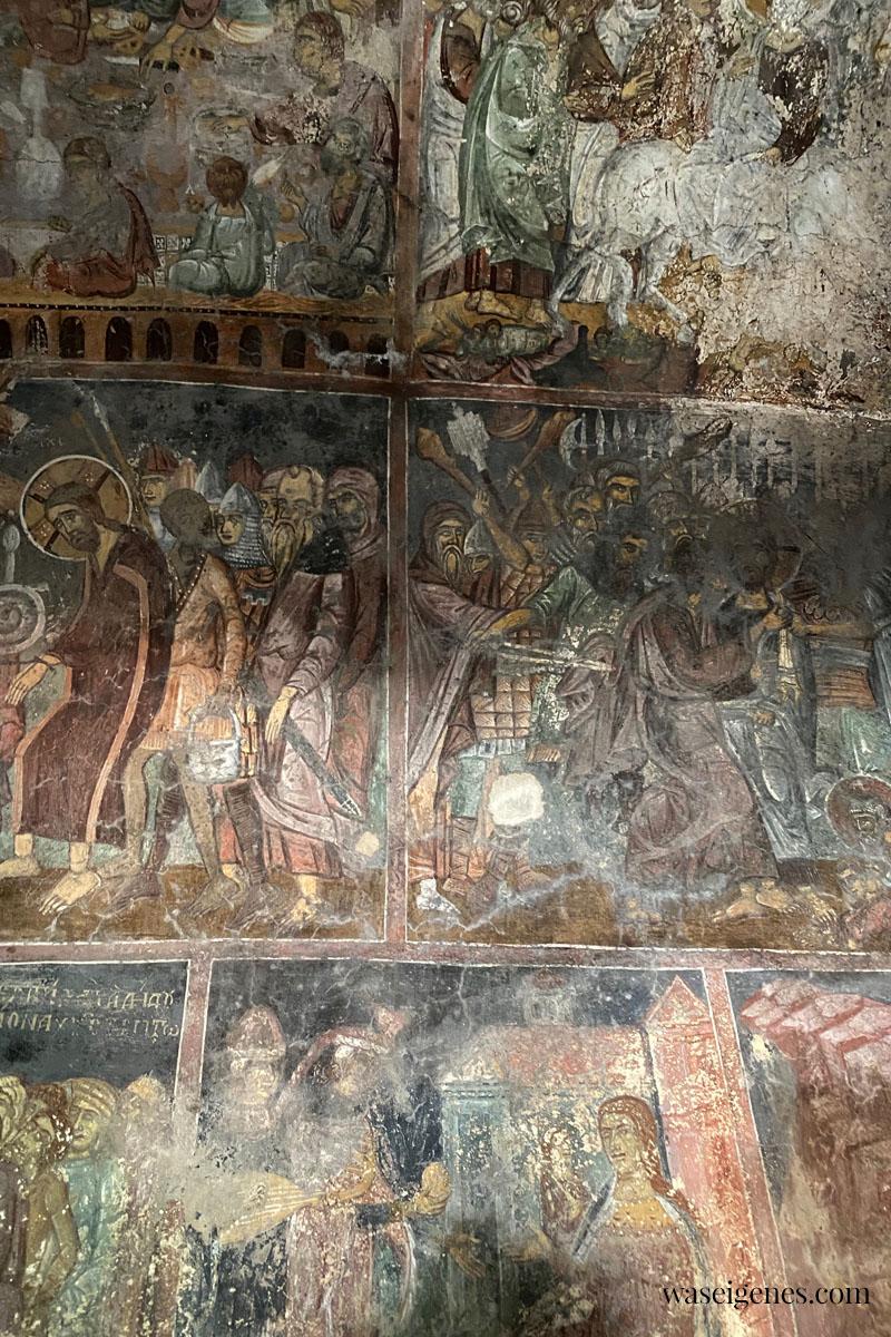 Agia Pelagia Kapelle (1360) im Bergdorf Ano Viannos auf Kreta | waseigenes.com