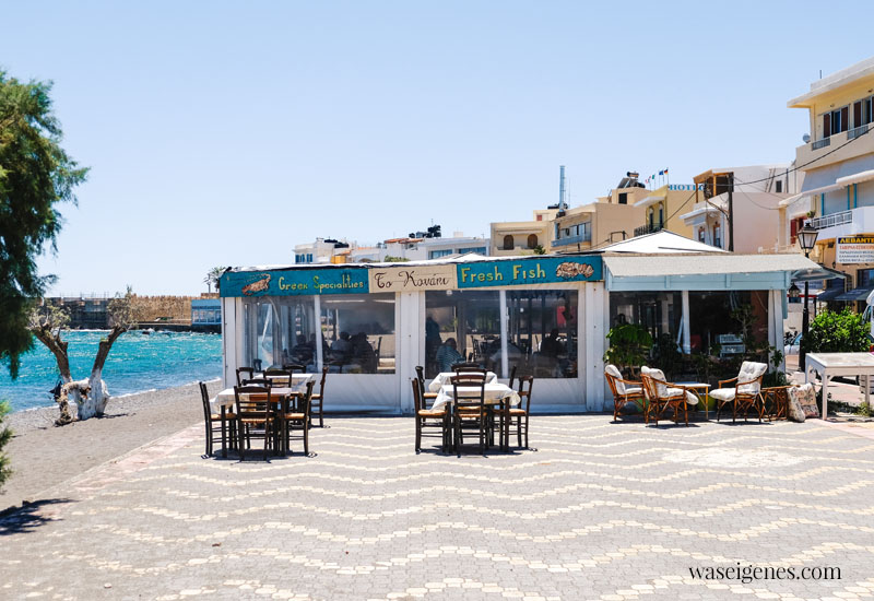 Irapetra - eine Stadt auf Kreta, ist die südlichste Stadt Europas | #reisen #kreta | waseigenes.com
