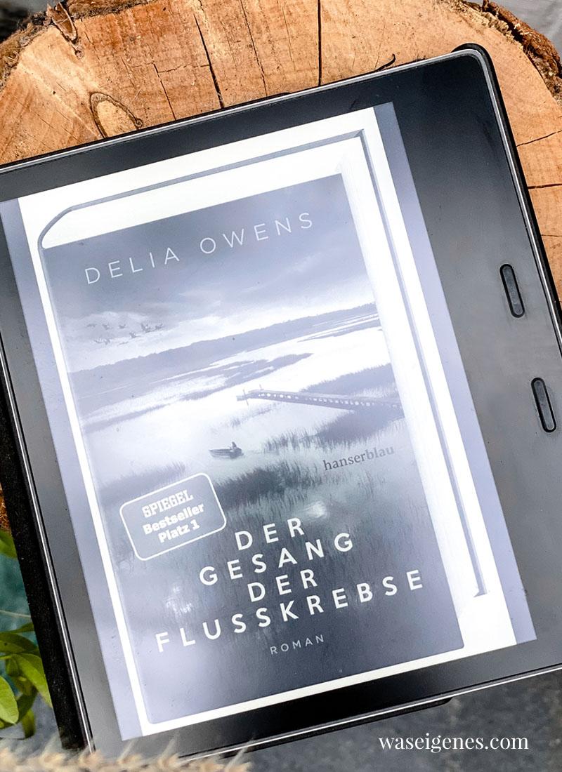Buchtipp Der Gesang der Flusskrebse, Delia Owens, waseigenes.com