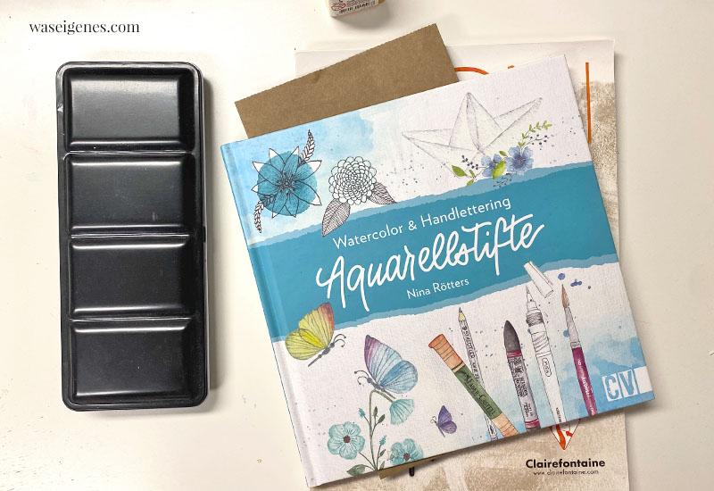 12 von 12 im Oktober 2020 | Mein Tag in Bildern | waseigenes.com | Aquarellstifte stickynote.lettering