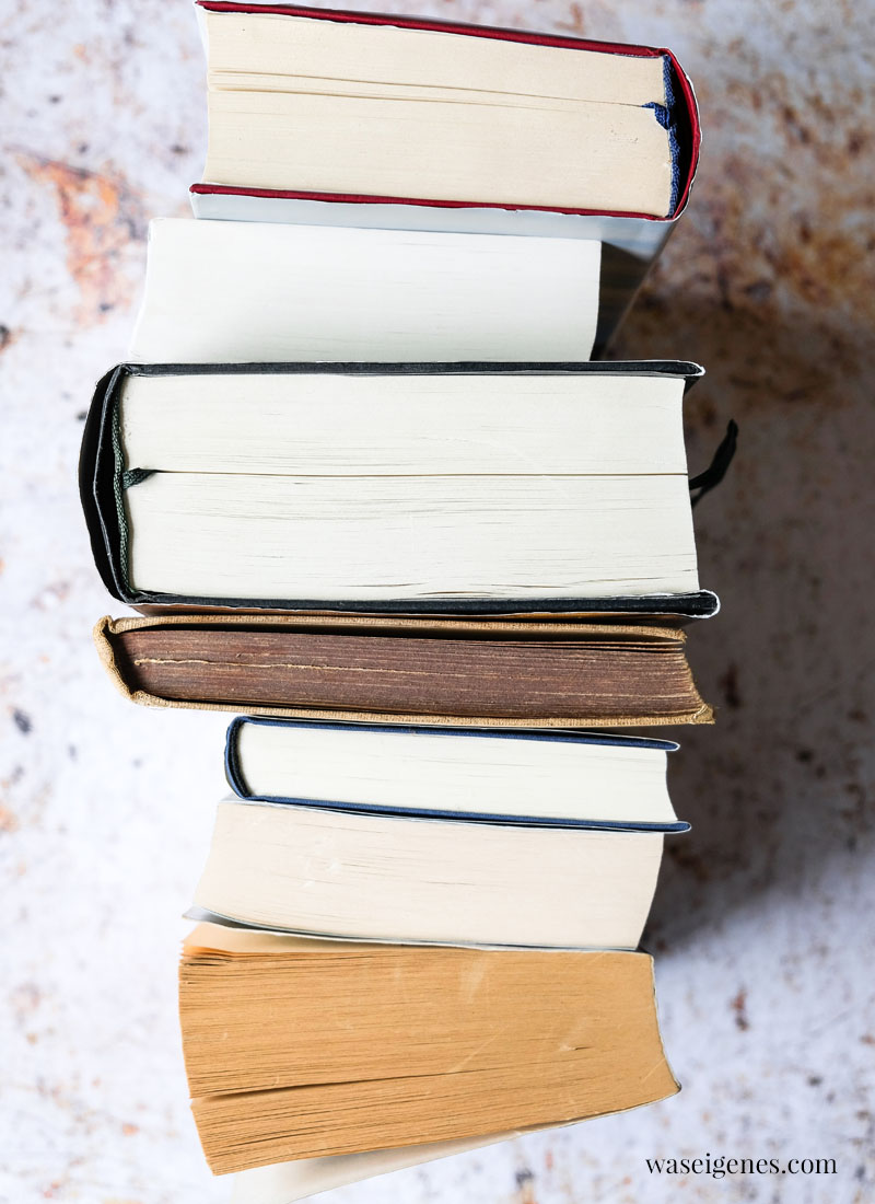 Diese Bücher haben mich 2020 begeistert. Sieben Buchtipps für lange Nächte und gemütliche Feiertage | waseigenes.com