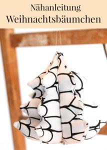 Nähanleitung Weihnachtsbäumchen, waseigenes.com