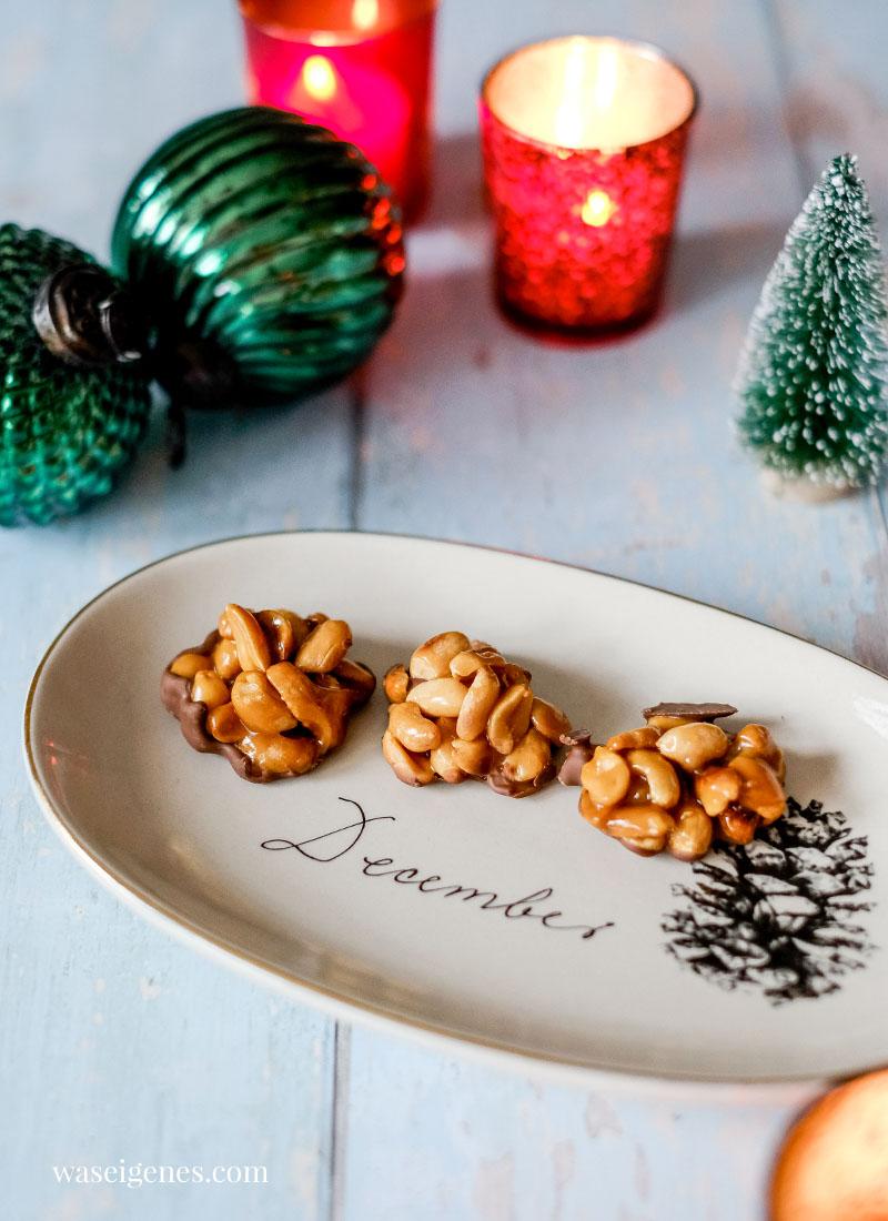 Rezept: Erdnuss-Florentiner süß und salzig, ohne Backen | waseigenes.com
