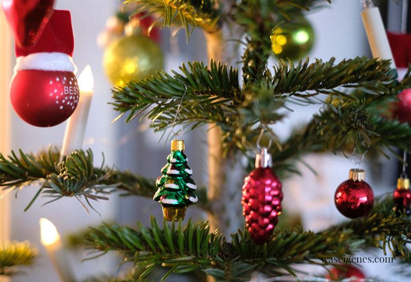 12 von 12 im Januar 2021 | Mein Tag in Bildern | waseigenes.com | Weihnachtsbaum