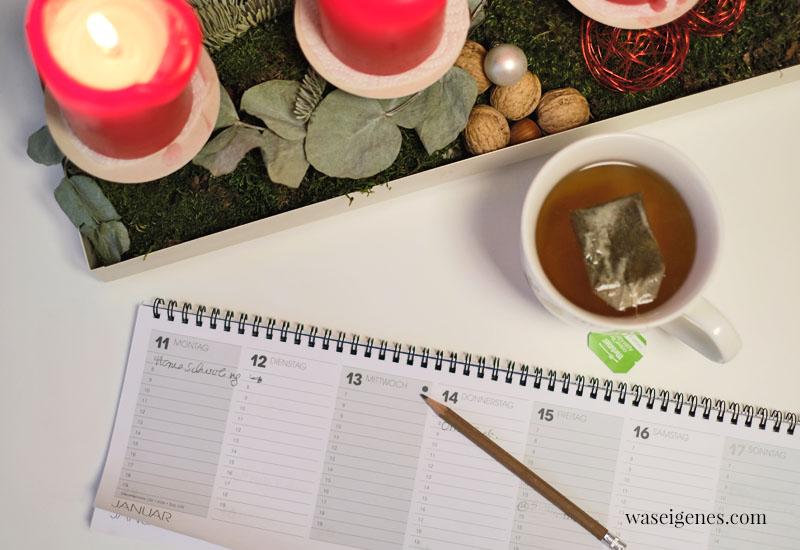 12 von 12 im Januar 2021   Mein Tag in Bildern   waseigenes.com   Kalender