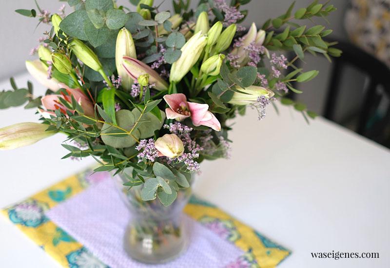 12 von 12 im Februar 2021 - Mein Tag in Bildern | eine monatliche Kolumne | waseigenes.com | Blumen