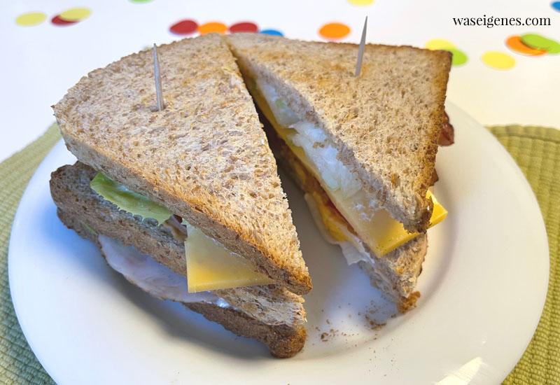12 von 12 im Februar 2021 - Mein Tag in Bildern | eine monatliche Kolumne | waseigenes.com | Club Sandwich