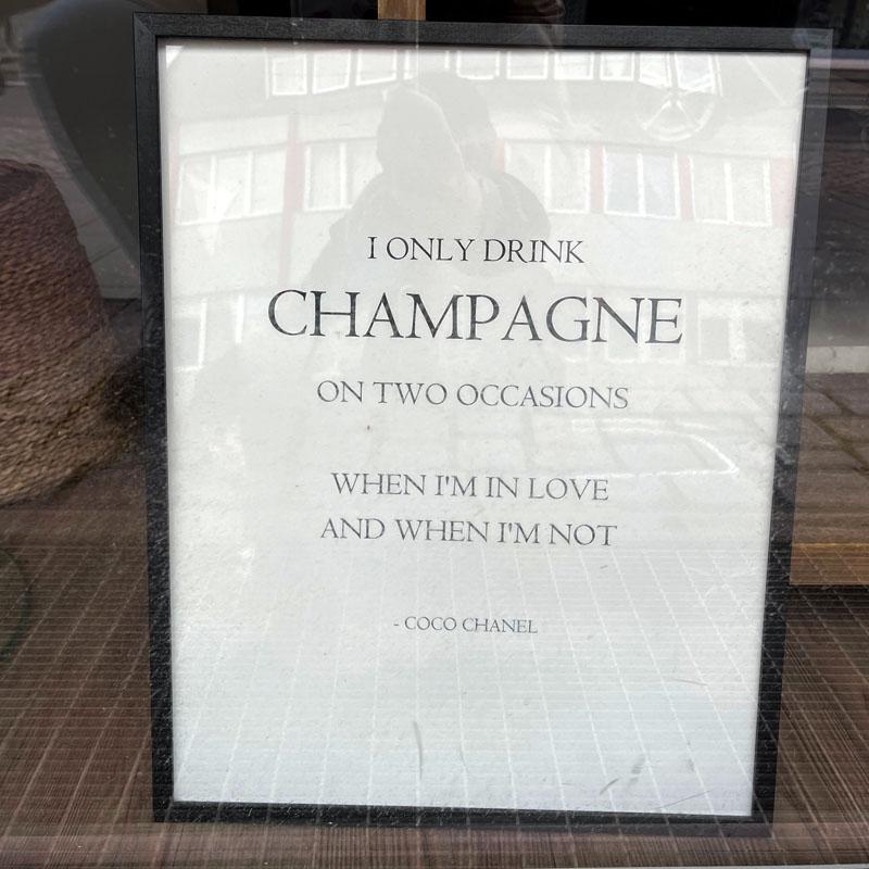 Das war mein Januar 2021 | Monatsrückblick | waseigenes.com | Champagne
