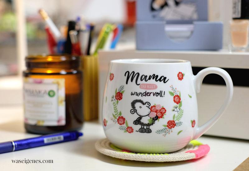 12 von 12 im März 2021 | Mein Tag in Bildern | waseigenes.com | Kaffeetasse Mama ist wundervoll