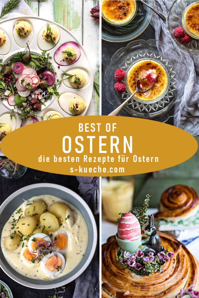 Best of Ostern - die besten Rezepte für Ostern von S-Kueche.com