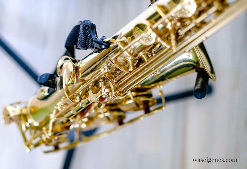 12 von 12 im Mai 2021 - Mein Tag in Bildern   waseigenes.com   Saxophon