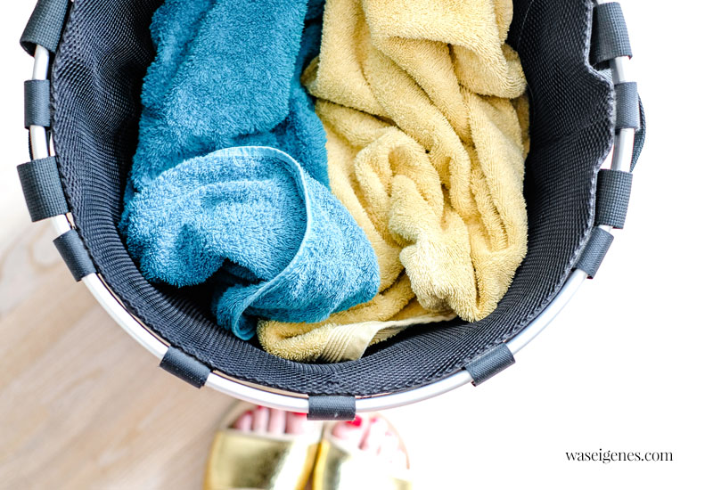 12 von 12 im Juni 2021   Mein Tag in Bildern   waseigenes.com   Wäsche