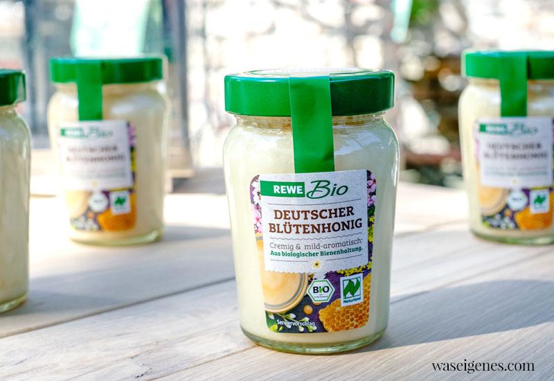REWE Bio - Deutscher Blütenhonig, Naturland-zertifiziert | waseigenes.com