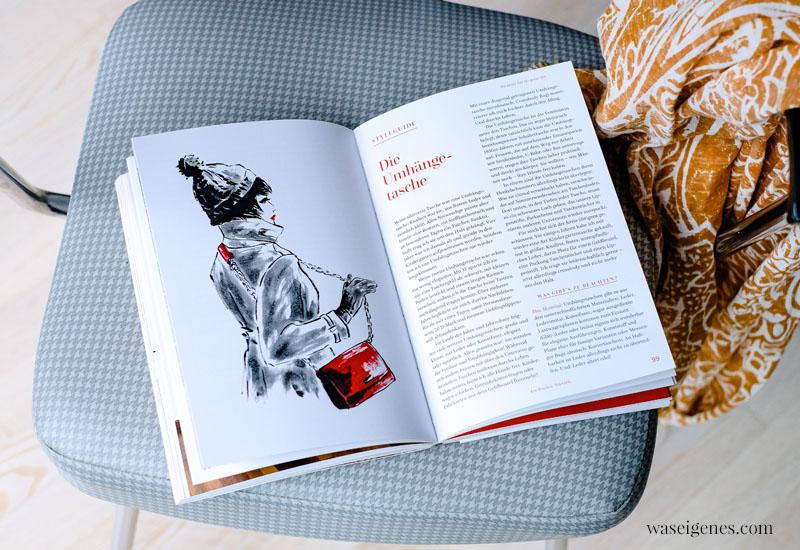 Buchtipp: Die beste Zeit für guten Stil von Susanne Ackstaller | waseigenes.com