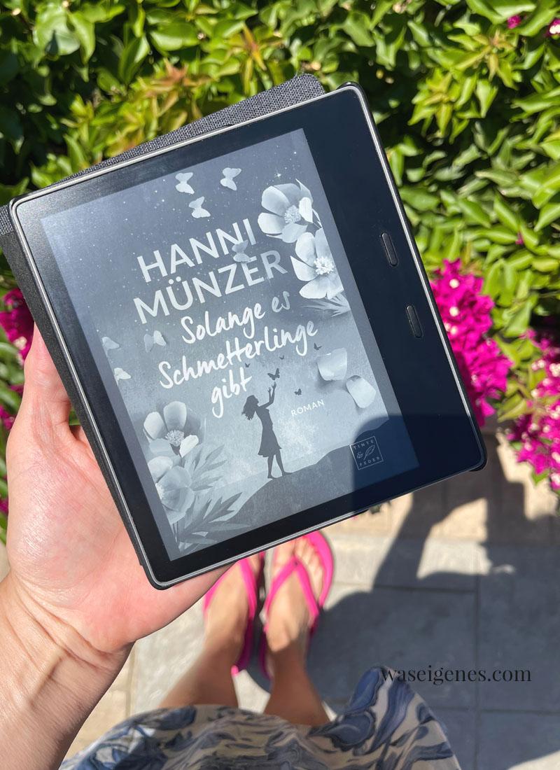 Buchtipp: Solange es Schmetterlinge gibt von Hanni Münzer   waseigenes.com