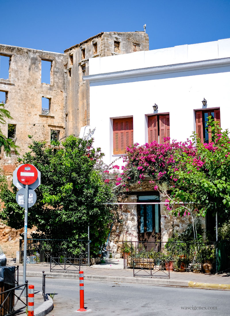 Chania - Kreta, Griechenland - venezianische Hafenstadt im Norden der Insel   Familienurlaub   waseigenes.com ~ Bine Güllich