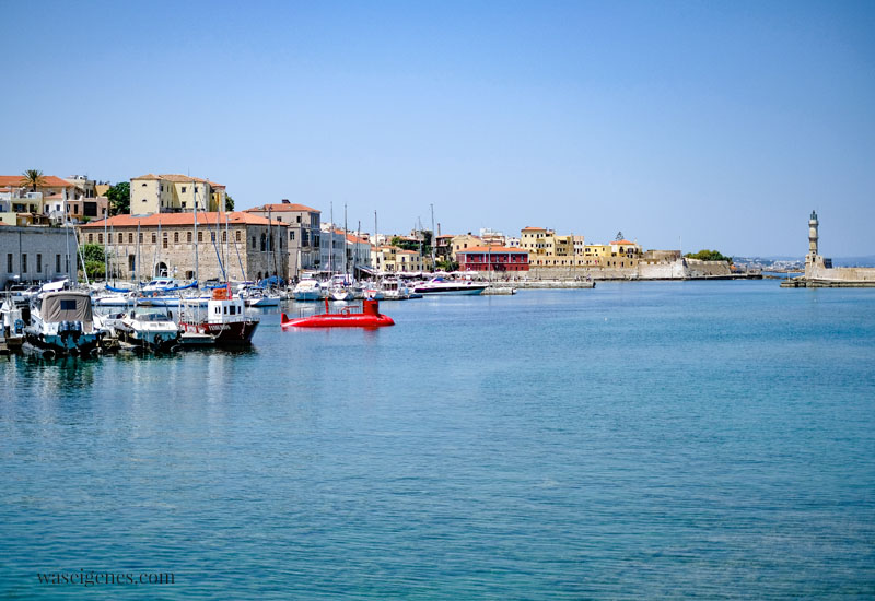 Chania - Kreta, Griechenland - venezianische - venezianische Hafenstadt   Familienurlaub   waseigenes.com