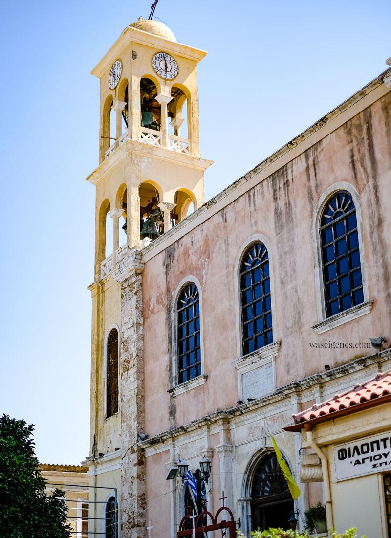 Chania - Kreta, Griechenland - venezianische Hafenstadt im Norden der Insel   Sankt-Nikolaus-Kirche   Familienurlaub   waseigenes.com