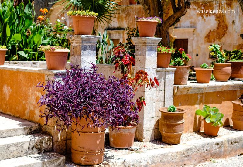 Das Kloster Agia Triada auf Kreta   Halbinsel Akrotiri   Famlienurlaub   waseigenes.com