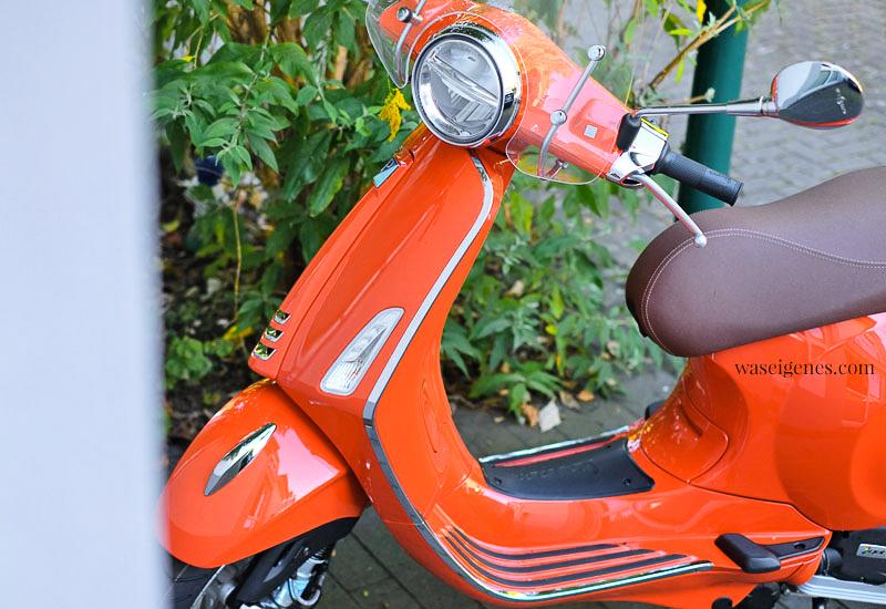 12 von 12 im September 2021   Mein Tag in Bildern   waseigenes.com   Vespa Pumpkin