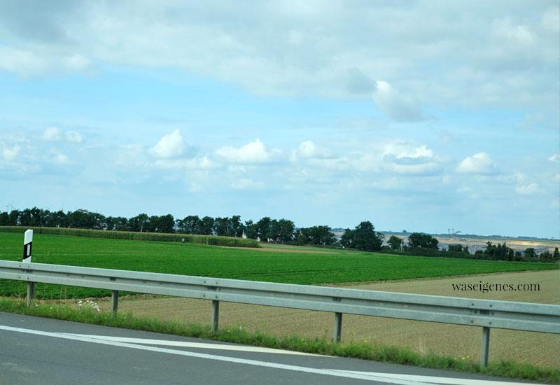 12 von 12 im September 2021   Mein Tag in Bildern   waseigenes.com   Autobahn