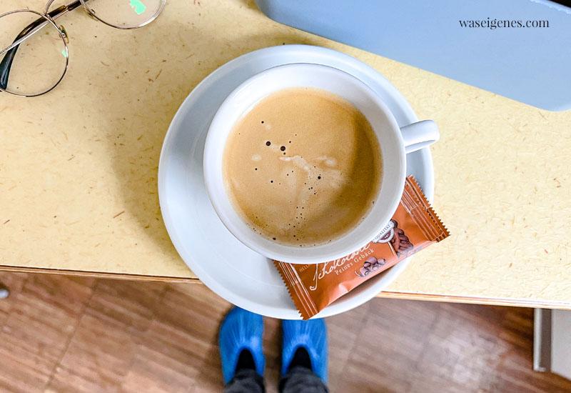 12 von 12 im Oktober 2021 - Mein Tag in Bildern   waseigenes.com   Kaffee