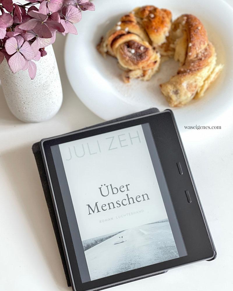 Buchtipp: Über Menschen von Juli Zeh   waseigenes.com