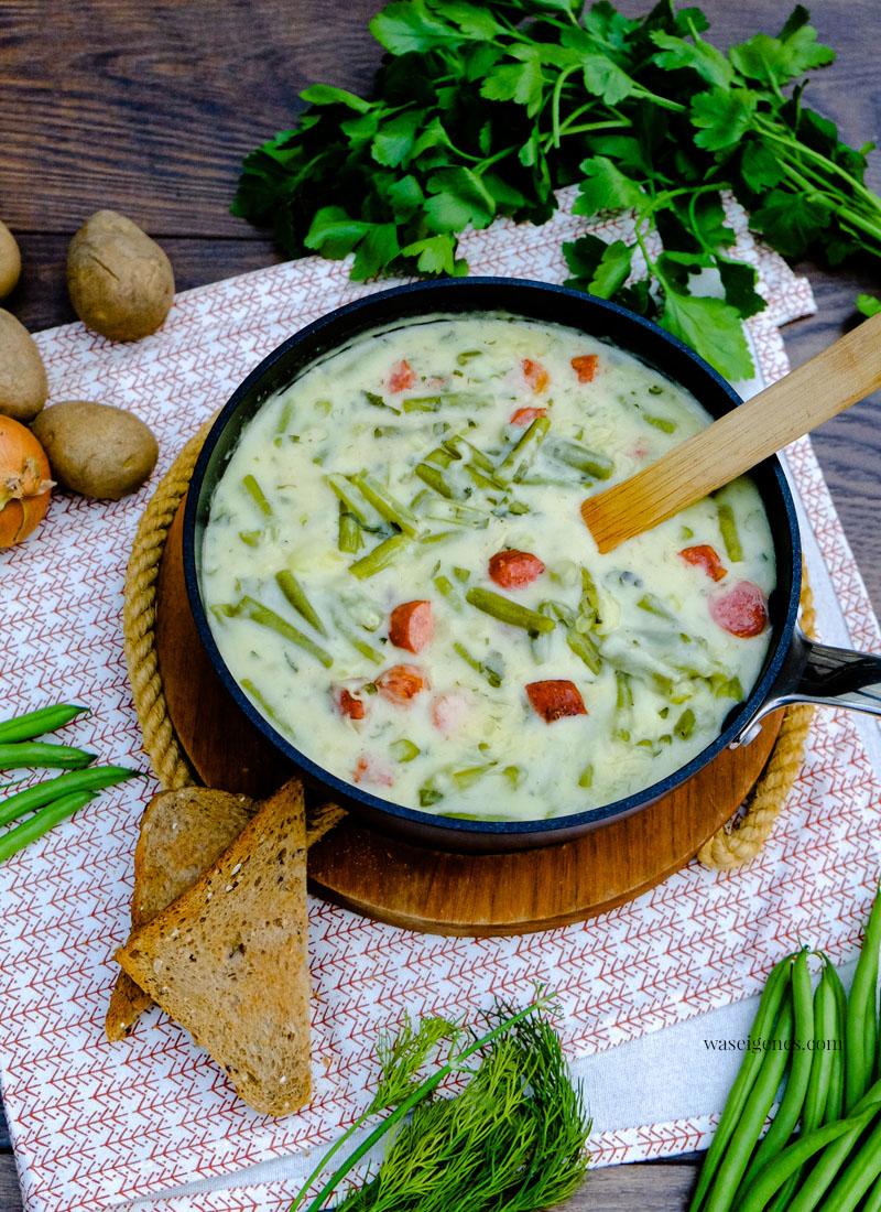 Rezept: Bohneneintopf für die kalte Jahreszeit | waseigenes.com - Schnelle und einfache Rezepte für jeden Tag. Was koche ich heute?